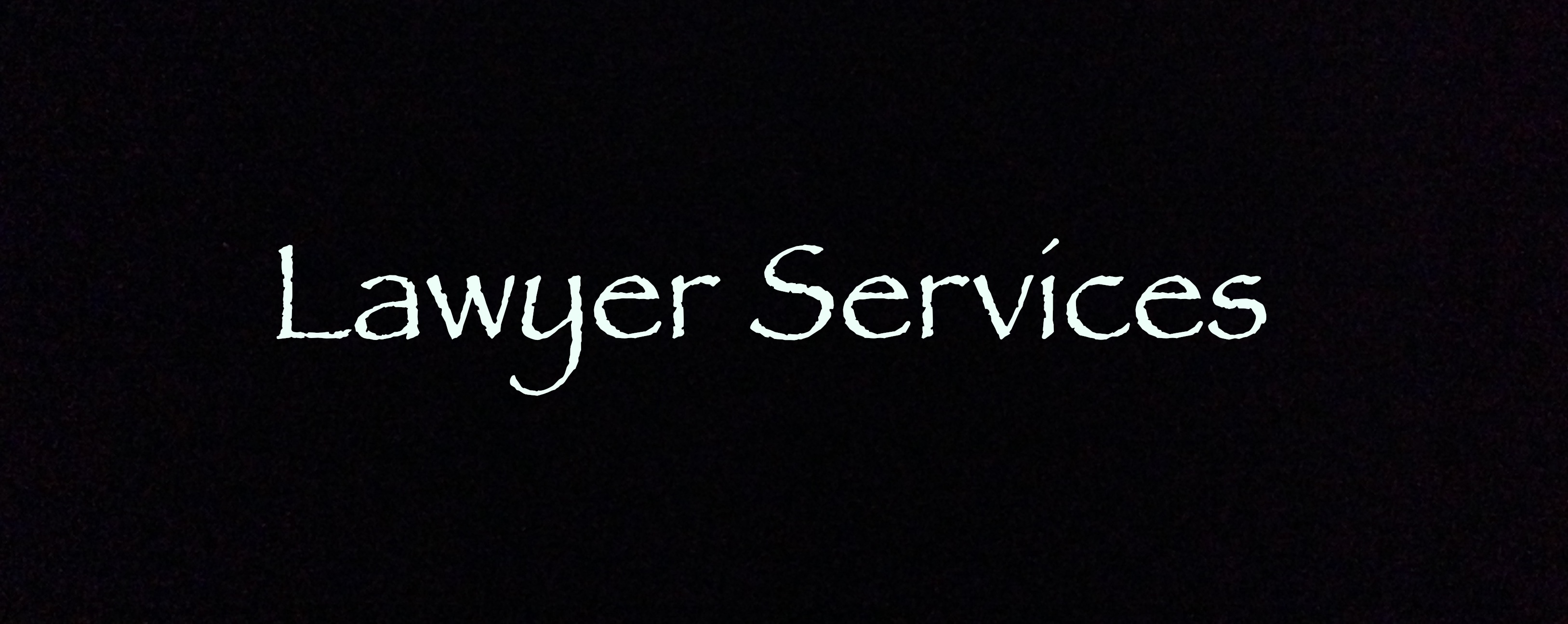 click to move to Legal Services page